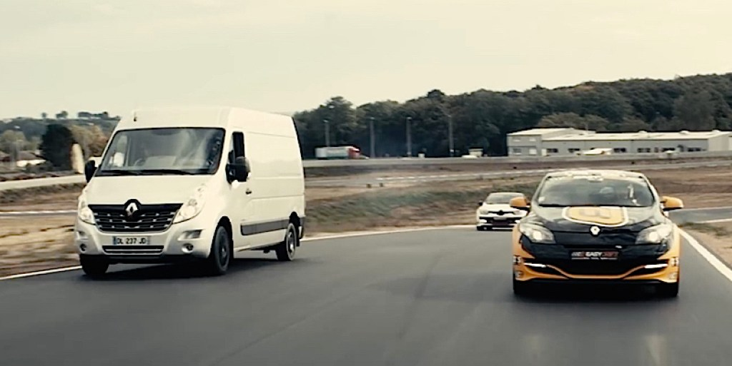 DLEDMV - Renault Master & Megane Drift - 02