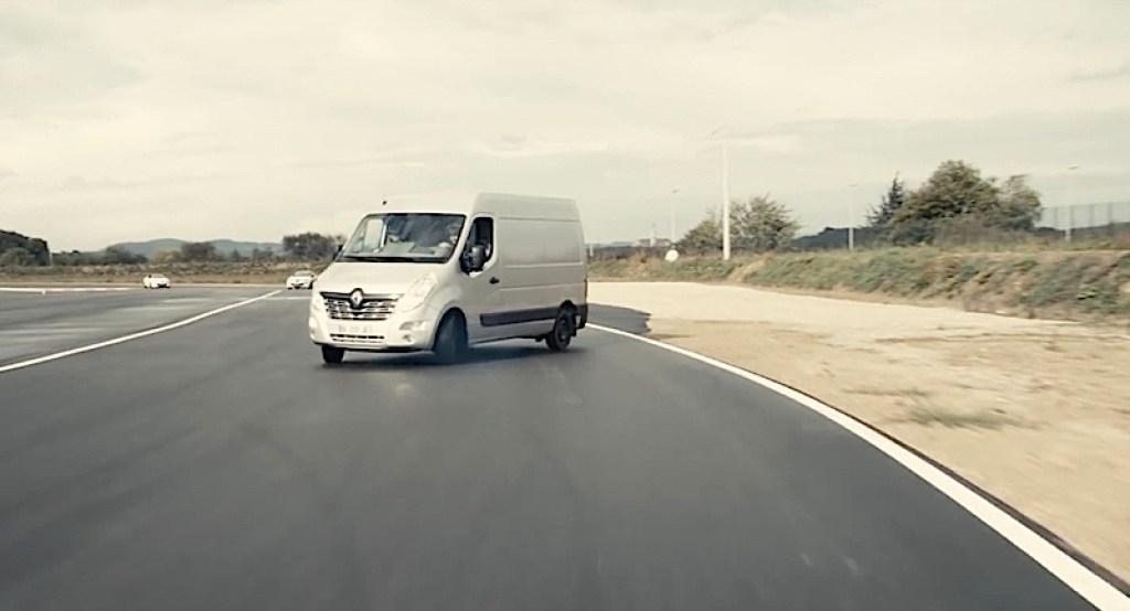 DLEDMV - Renault Master & Megane Drift - 05