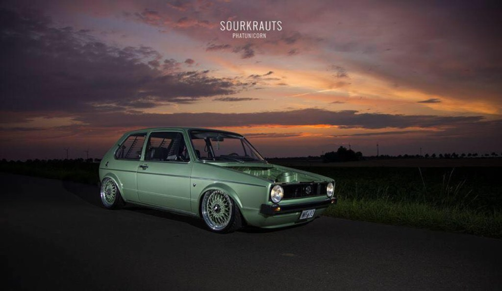 DLEDMV - VW Golf 1 Individual Perfection - 02
