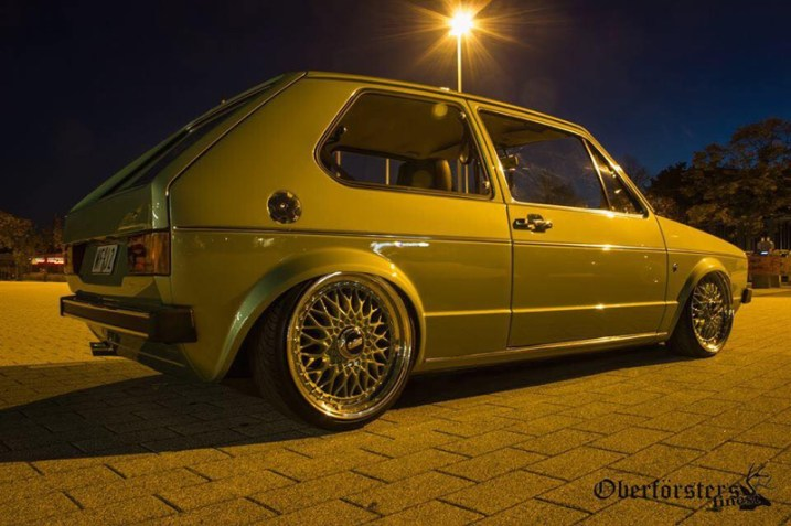 DLEDMV - VW Golf 1 Individual Perfection - 09