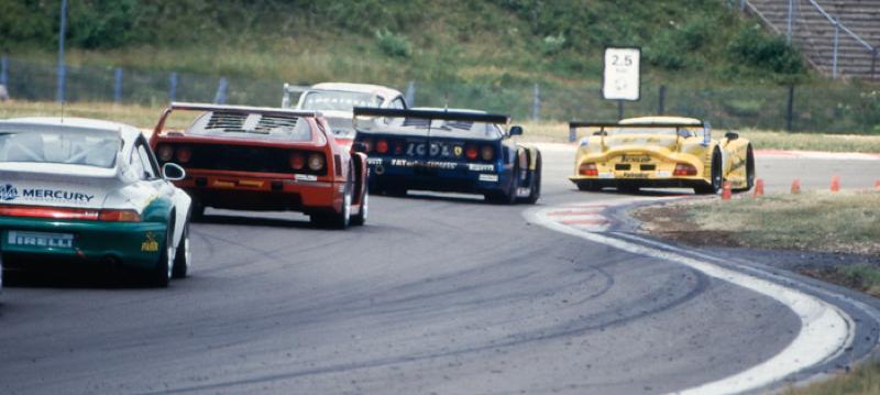 BPR Spa 96... La course avec les mythiques GT1 des 90's 11