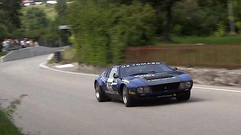 DLEDMV - De Tomaso Mangusta Hillclimb - 03