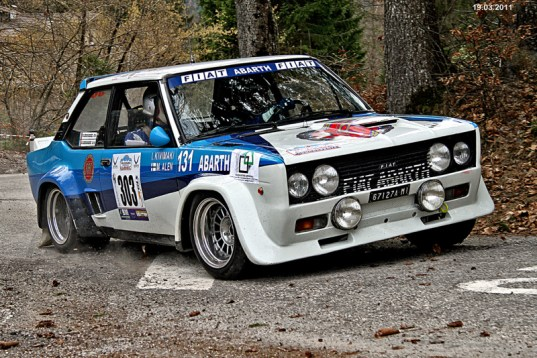 DLEDMV - Fiat 131 Abarth rally - 06