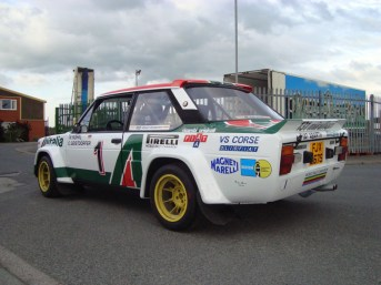 DLEDMV - Fiat 131 Abarth rally - 14