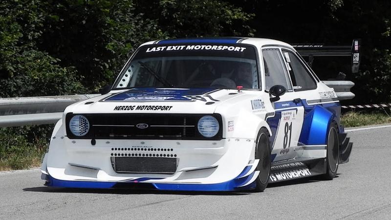 DLEDMV - Ford Escort Hillclimb Cosworth Neumayr - 05