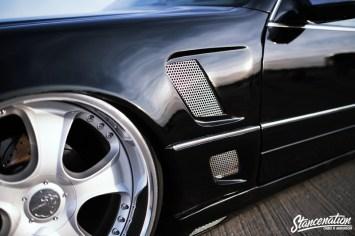 DLEDMV - Mercedes S500 W140 VIP de bel air - 11