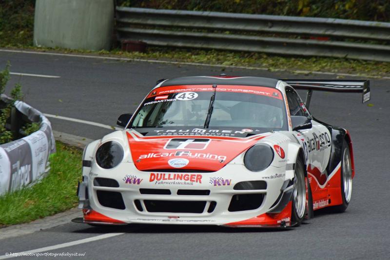 DLEDMV - Porsche 997 GT2 RSR Hillclimb - 02