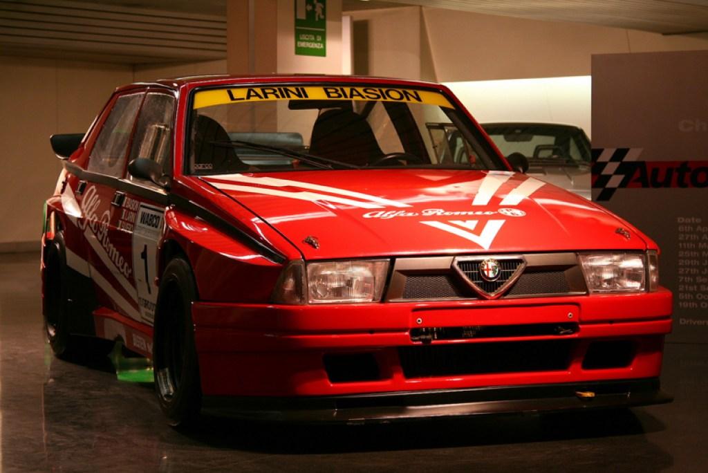 DLEDMV - Alfa 75 turbo Evoluzione IMSA - 03
