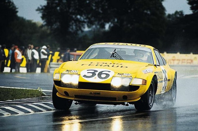 DLEDMV - Ferrari 265 GTB-4 Race - 03