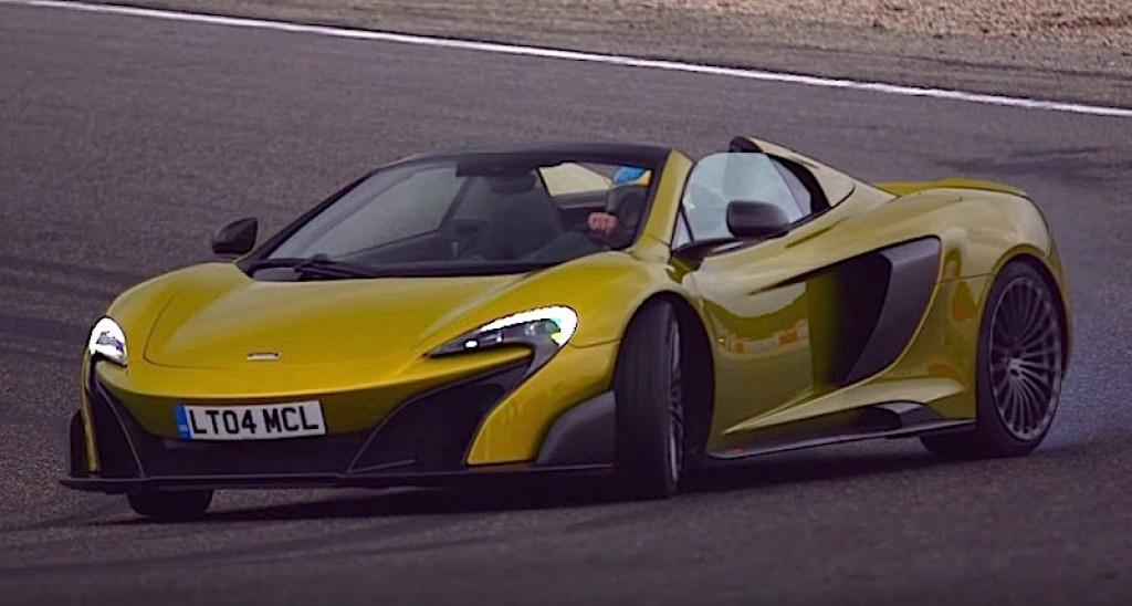 DLEDMV - McLaren 675 Drift Senna -