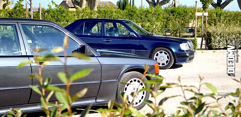 DLEDMV - Mercedes 500E & 190 2.3 16v - 02