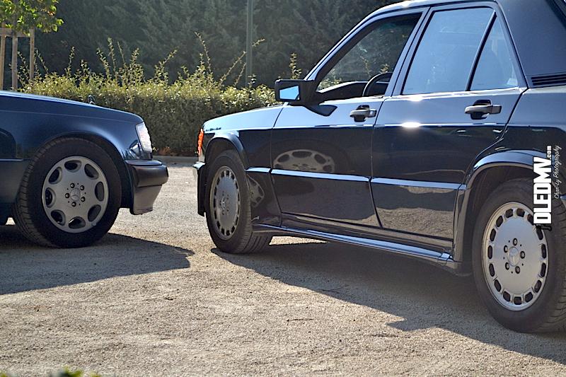 DLEDMV - Mercedes 500E & 190 2.3 16v - 16