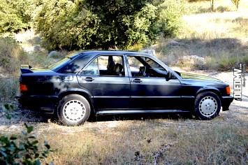 DLEDMV - Mercedes 500E & 190 2.3 16v - 25