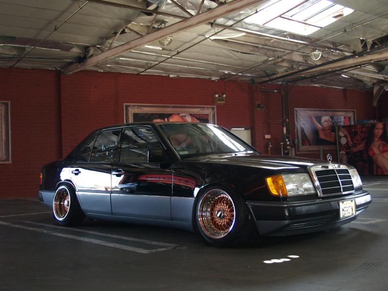 DLEDMV - Mercedes W124 300E BBS & AMG - 03