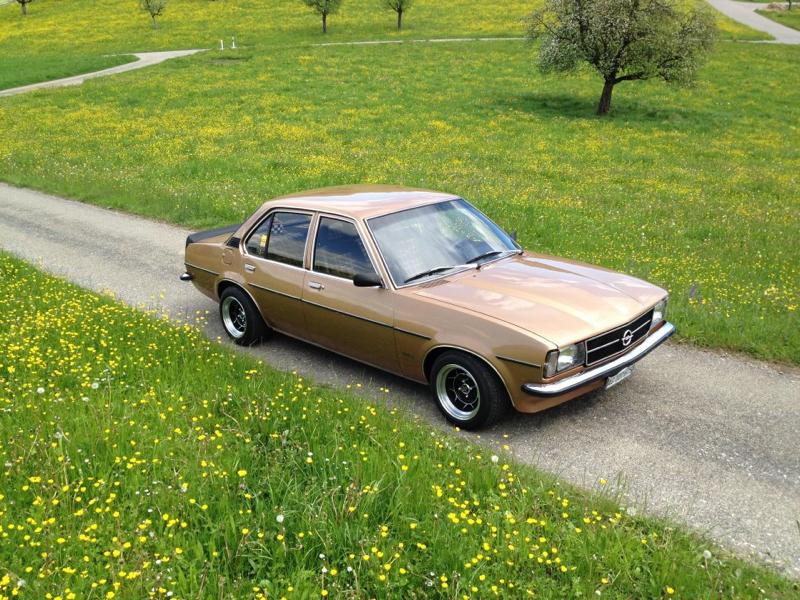 DLEDMV - Opel Ascona B Total Resto - 17