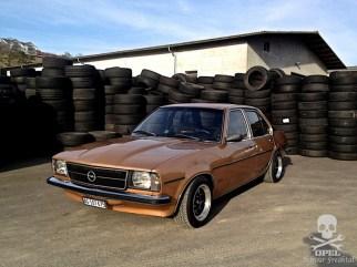 DLEDMV - Opel Ascona B Total Resto - 18