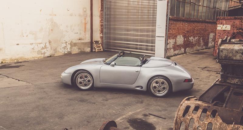 DLEDMV - Porsche 964 Speedster Strosek - 12