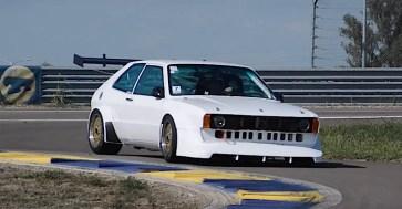 DLEDMV - Scirocco On track marzaglia- 04