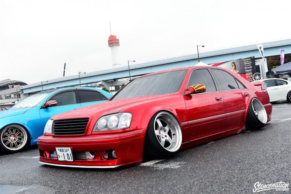 DLEDMV Stance nation odaiba 01