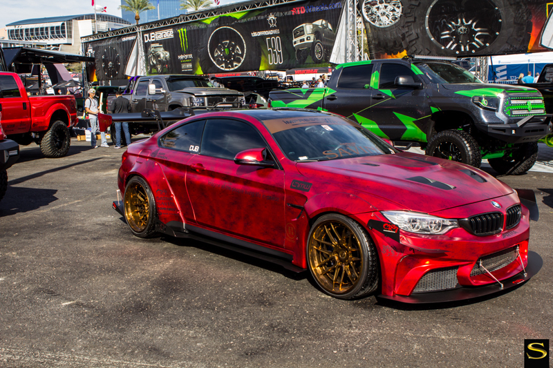 DLEDMV - BMW M4 Liberty Walk Savini - 02