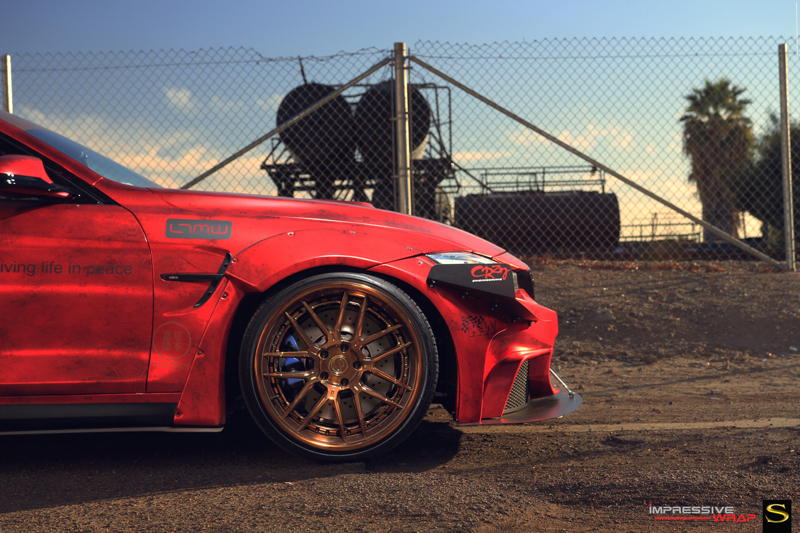 DLEDMV - BMW M4 Liberty Walk Savini - 03
