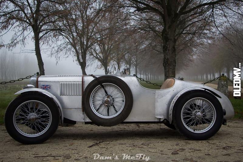MG TC Type Q : Le charme des classiques ! 6