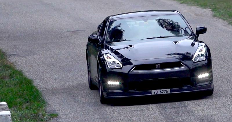 DLEDMV - Nissan GTR R35 Milltek CV - 04