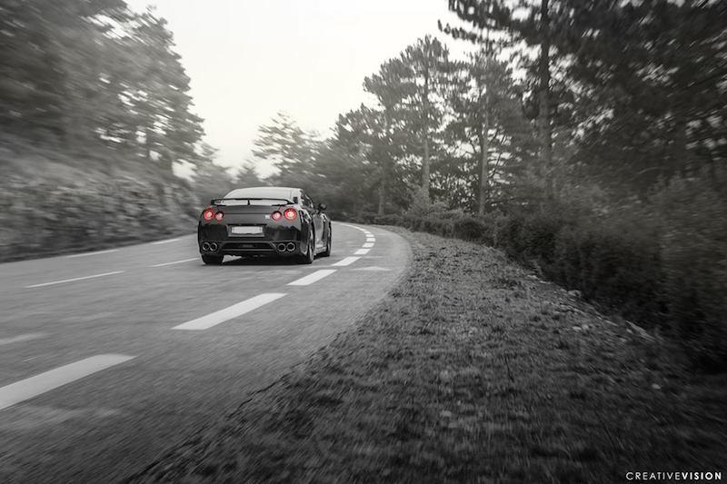 DLEDMV - Nissan GTR R35 Milltek CV - 07