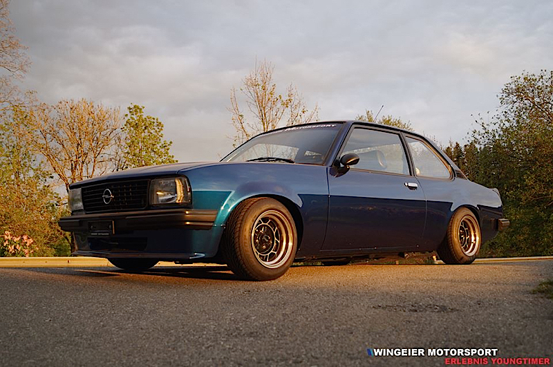DLEDMV - Opel Ascona Blue Wingeier - 18