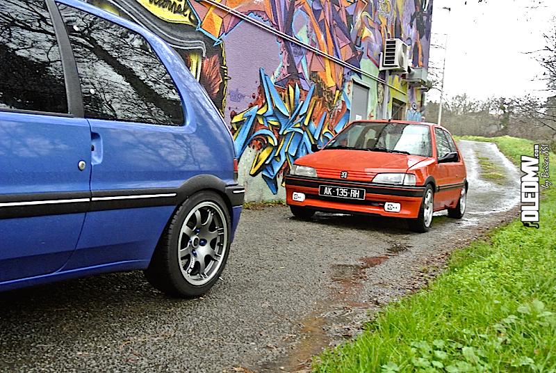 DLEDMV - Peugeot 106 XSI Brice&Lilian - 29