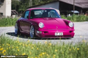 DLEDMV - Porsche 964 fushia milestone71 - 07