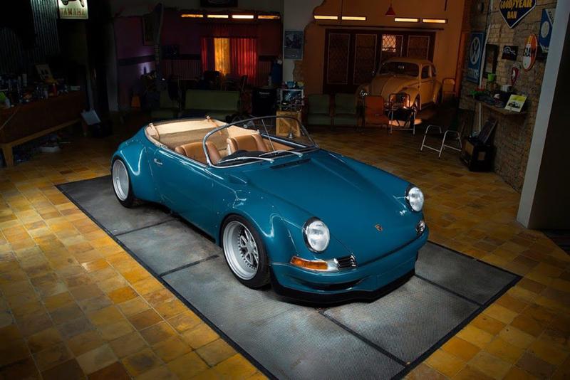 DLEDMV - Porsche RWB Speedster - 13