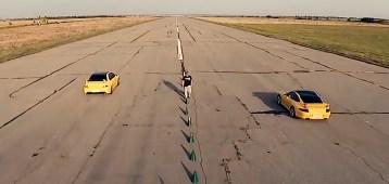 DLEDMV - Evo 9 vs Carrera S - 06