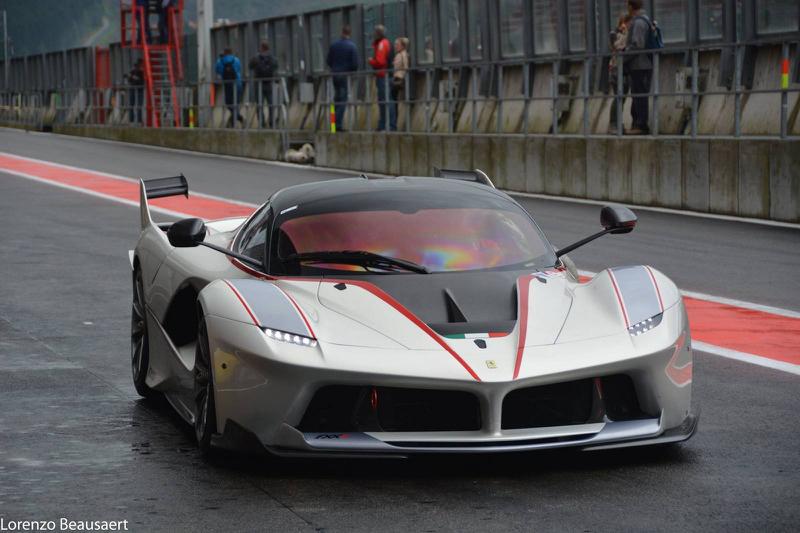 DLEDMV - Ferrari XX Familly - 02