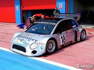 DLEDMV - Fiat 500 proto V8 - 05