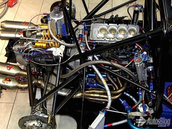 DLEDMV - Fiat 500 proto V8 - 07