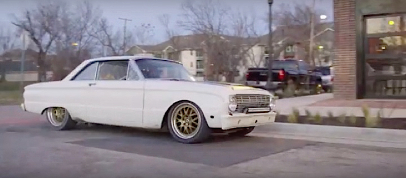 DLEDMV - Ford Falcon Gas Monkey Garage - 03