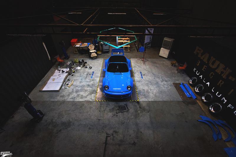 DLEDMV - Porsche 964 Cab RWB KL - 03