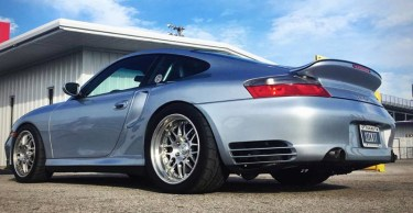DLEDMV - Porsche 996 turbo vs Hayabusa - 11