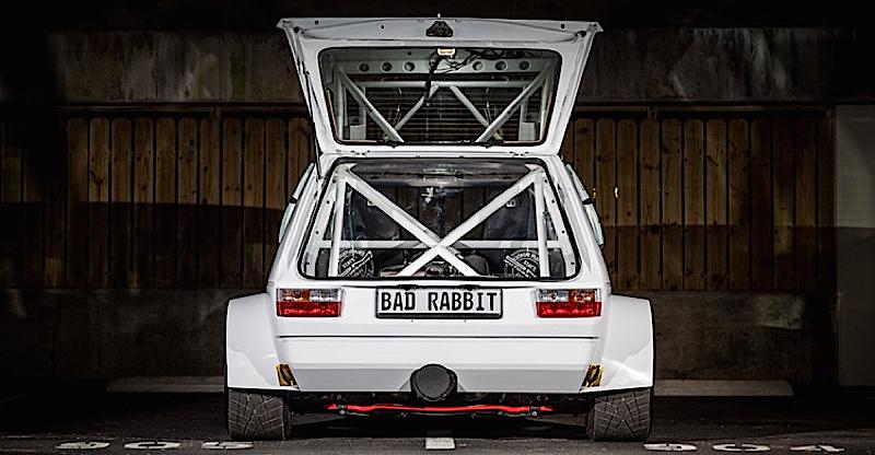 DLEDMV - VW Rabbit V8 S4 - 11