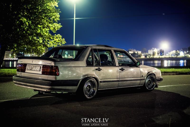 DLEDMV - Volvo 940 Stance -