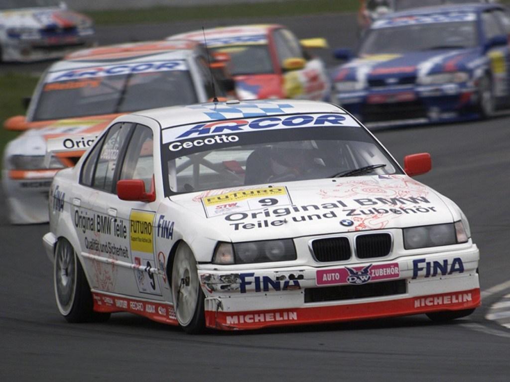 DLEDMV - BMW E36 race onboard - 04
