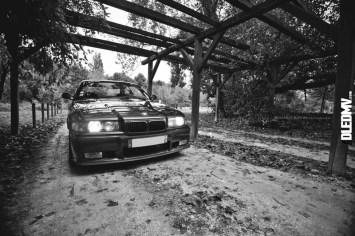 DLEDMV - BMW M3 E36 black Kevin R - 05