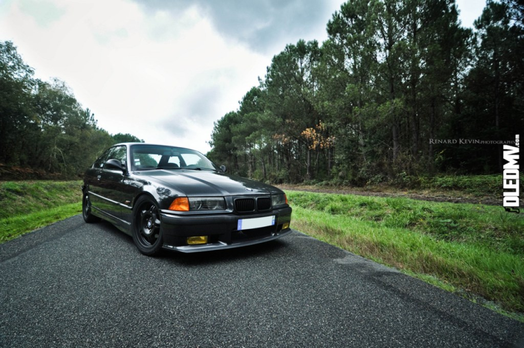 DLEDMV - BMW M3 E36 black Kevin R - 14