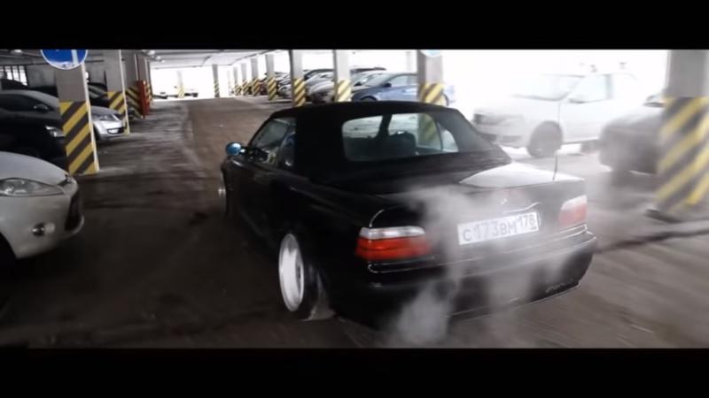 DLEDMV BMW E36 meme pas froid 01
