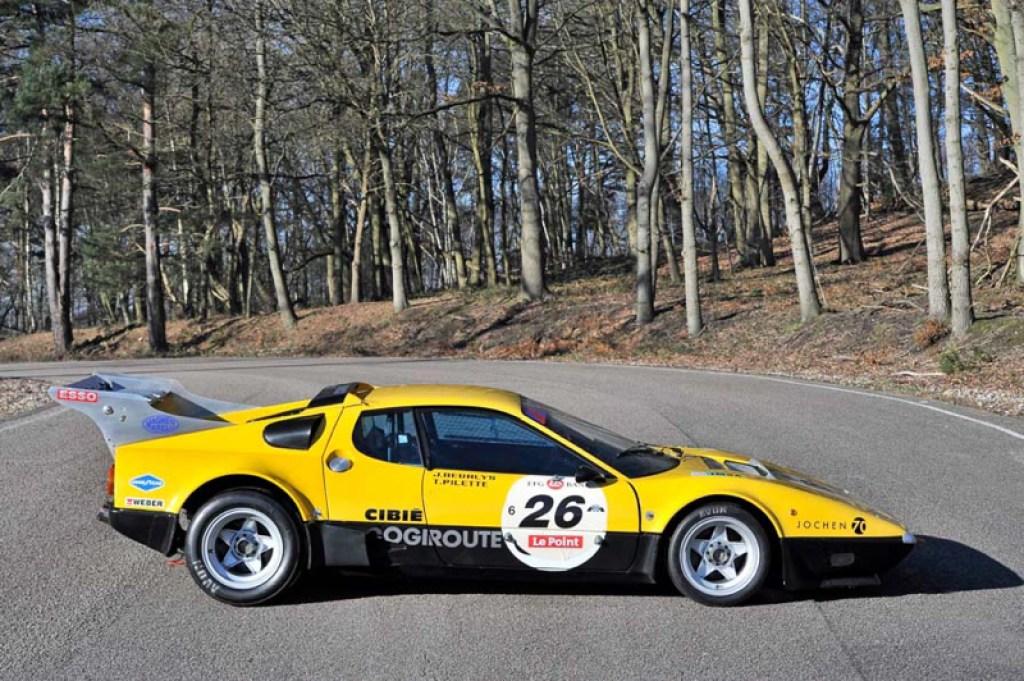 DLEDMV - Ferrari 512 BB Ecurie francorchamps - 06