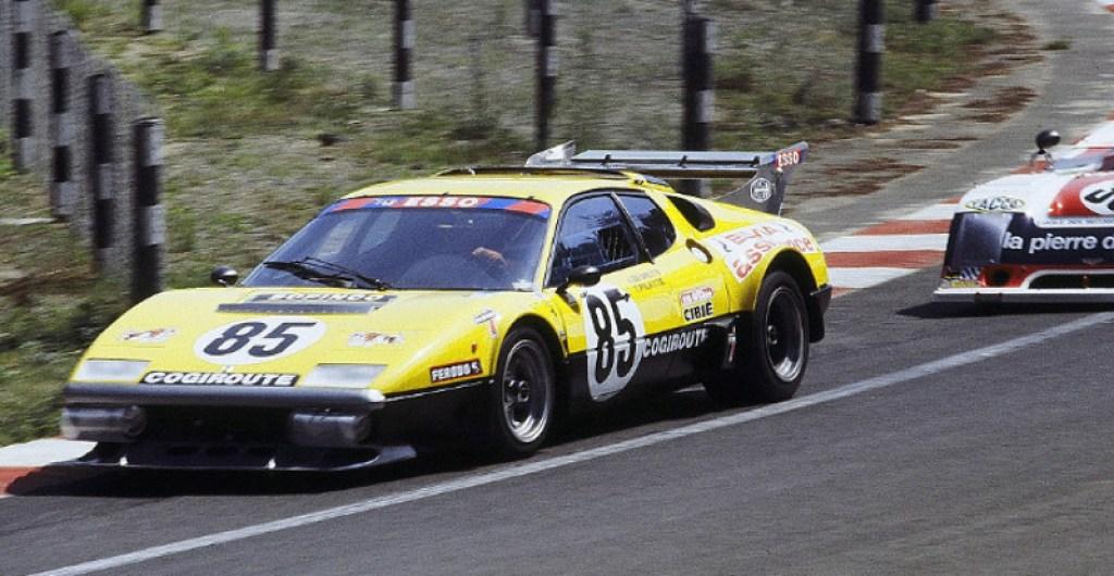 DLEDMV - Ferrari 512 BB Ecurie francorchamps - 08