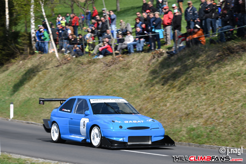 DLEDMV - Ford Escort Cosworth Hillclimb - 03