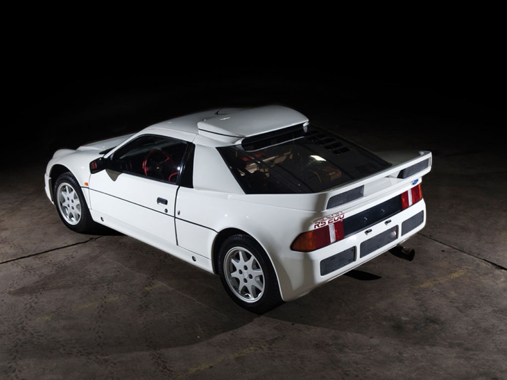 DLEDMV - Ford RS200 S - 17