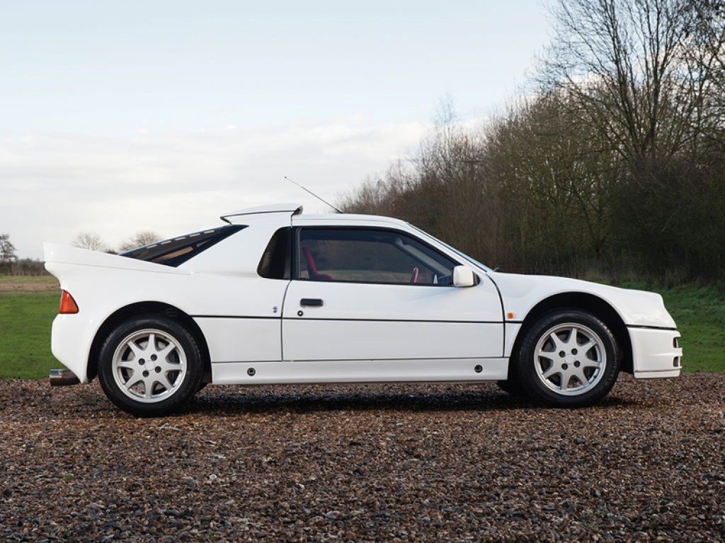 DLEDMV - Ford RS200 S - 24
